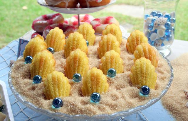 In cucina mi rilasso piccole madeleines sulla sabbia per - Tema sulla cucina ...