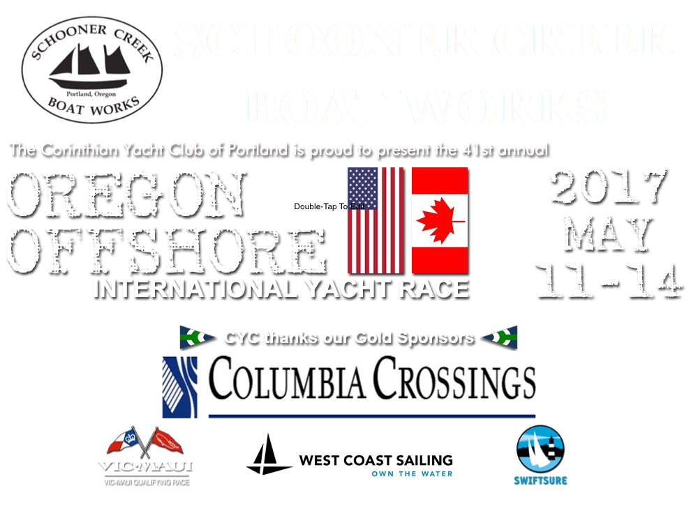 Oregon Offshore 2017