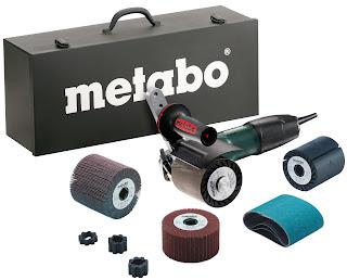 Máy đánh bóng Inox Metabo