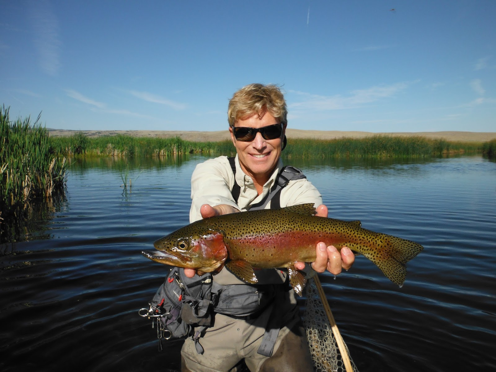 southern utah fly fishing quiet fly fisher guide service