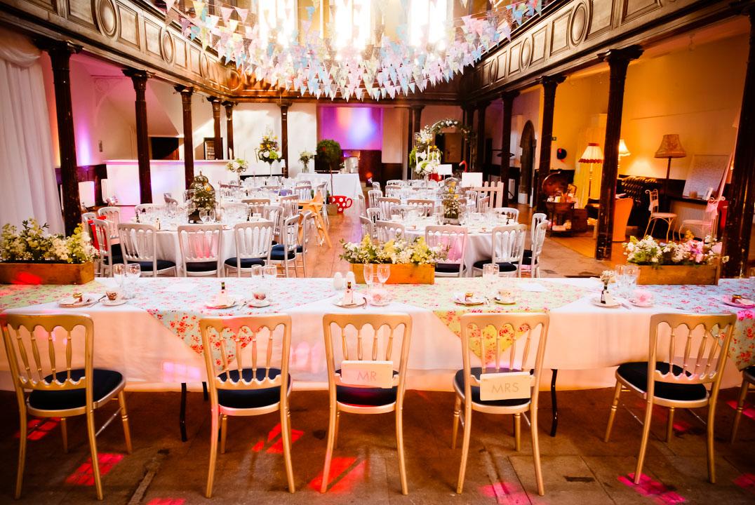 Vintage Fete Themed Wedding Decor By Theme Works Weddings