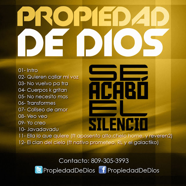 Coliseo de Amor - Propiedad de Dios