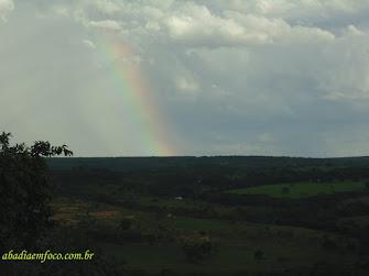 Arco-íris na Badia