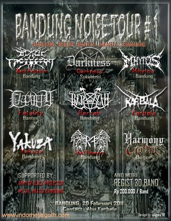 Bandung Noise Tour #1