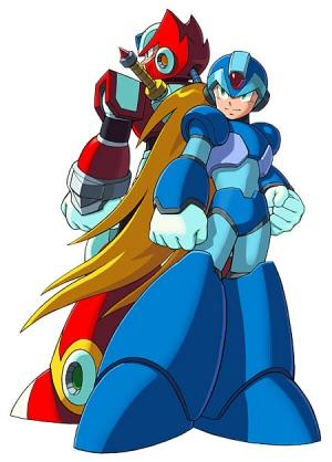 Anime tokus mega man x chega ao virtual console e destaque do nintendo downloads - Megaman x virtual console ...