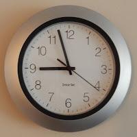 Insta-Set Clock