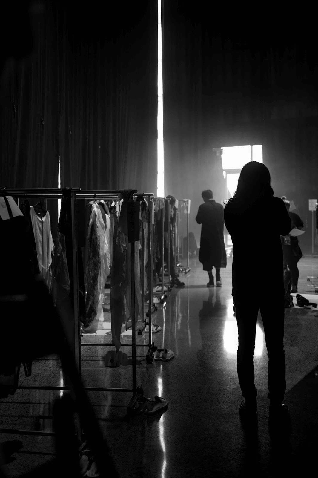 blacklog nz fashion weekend aok show photo essay by ishna jacobs images in a behind the scenes photo essay for blacklog as far as a behind the scenes portrait of a fashion show goes we think this is more than a o k