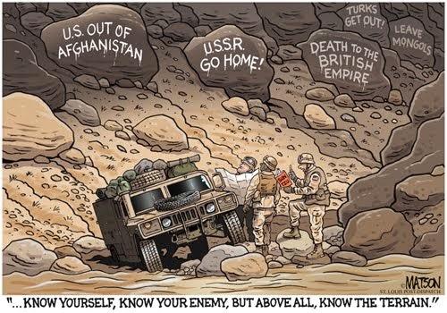 Guerra en Afganistan