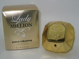 Lady million by Paco rabbane