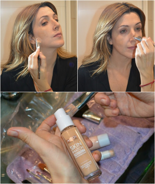 03.12.2015 #BEAUTY. Natural Make Up by Aromas Perfumerías