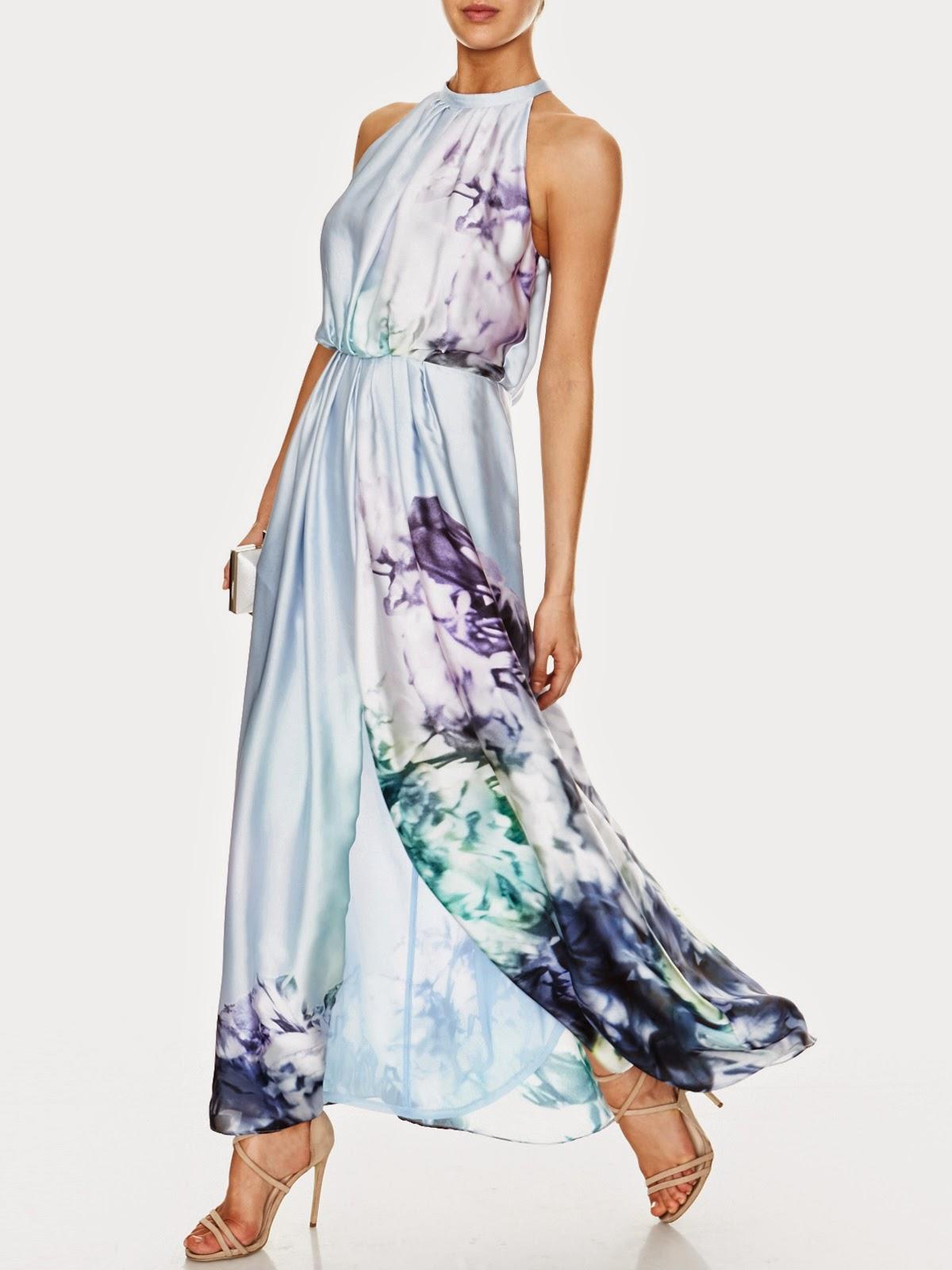 Josie Satin & Lace Dress
