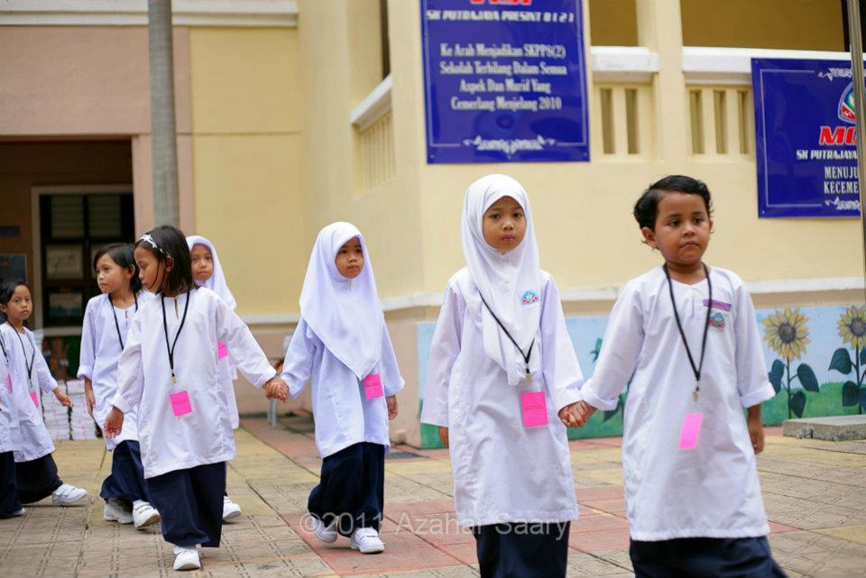 Hari Orientasi Tahun 1 dan Pra Sekolah 2012
