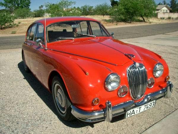 1965 Jaguar Mark 2 Restored | Auto Restorationice