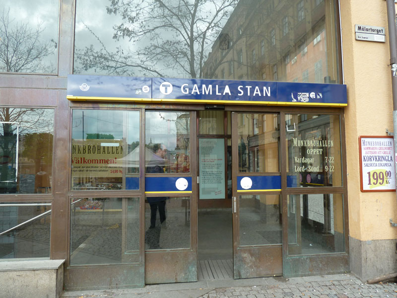 after gamla stan