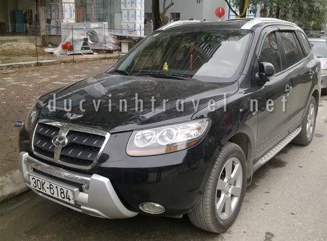 Công ty cho thuê xe ô tô 7 chỗ giá rẻ tại Hà Nội