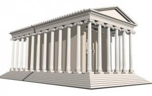Ναός της Αφροδίτης - Ο Παρθενώνας της Θεσσαλονίκης