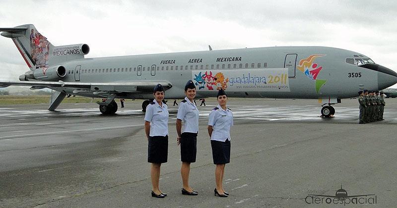 TP-02 Y  TP-03  Boeing 737  B727+panamericanos+1