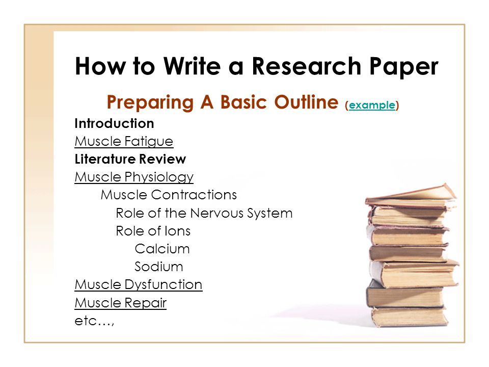 how do you write an outline for a paper Then, considering the type of your future paper, you must if you wait until the last few hours before the deadline to try to write an outline and an essay, you.