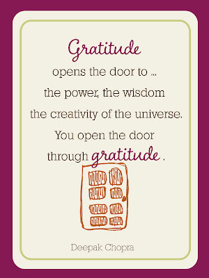 Grateful Life - Journaling Cards- Day 4