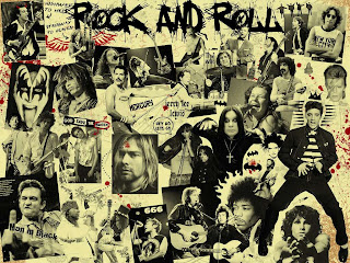 rock n roll and rock music