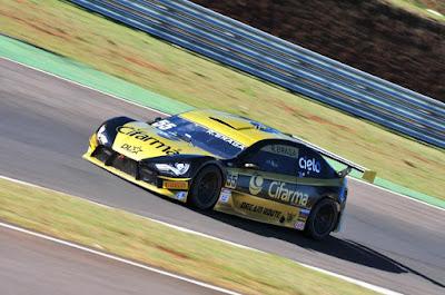 Renato é o único representante de Goiás no grid