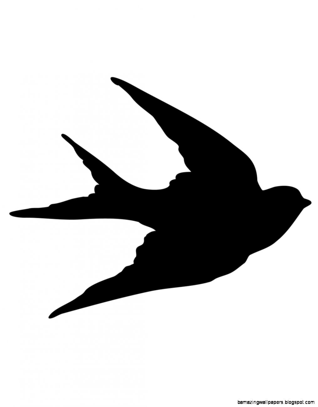 Flying Dove Silhouette Outline Photos Good Pix Gallery