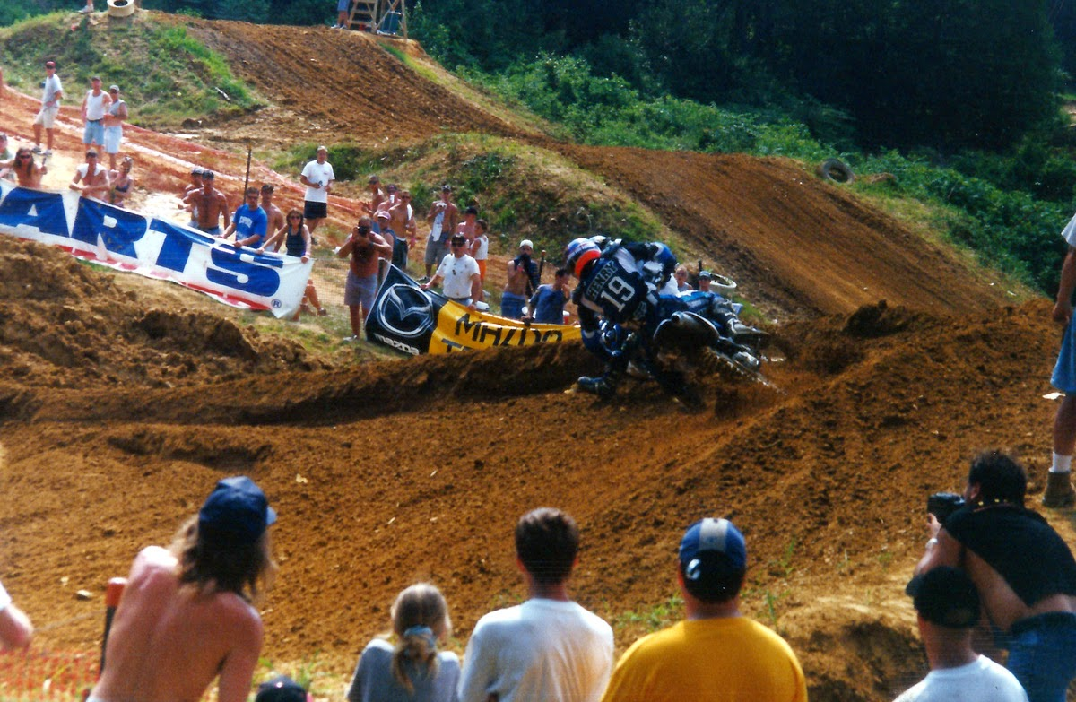 Doug Henry Budds Creek 1998