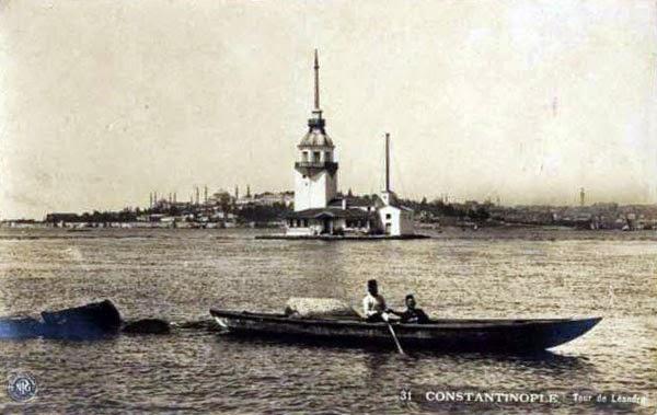 Tarihi Kız Kulesi