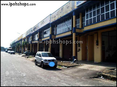 IPOH FACTORY FOR SALE (I00120)