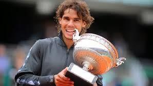 Rafa Nadal, ganador del Roland Garros 2013, aspirará a repetir triunfo en 2014