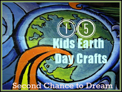 15 Kids Earth Day Crafts