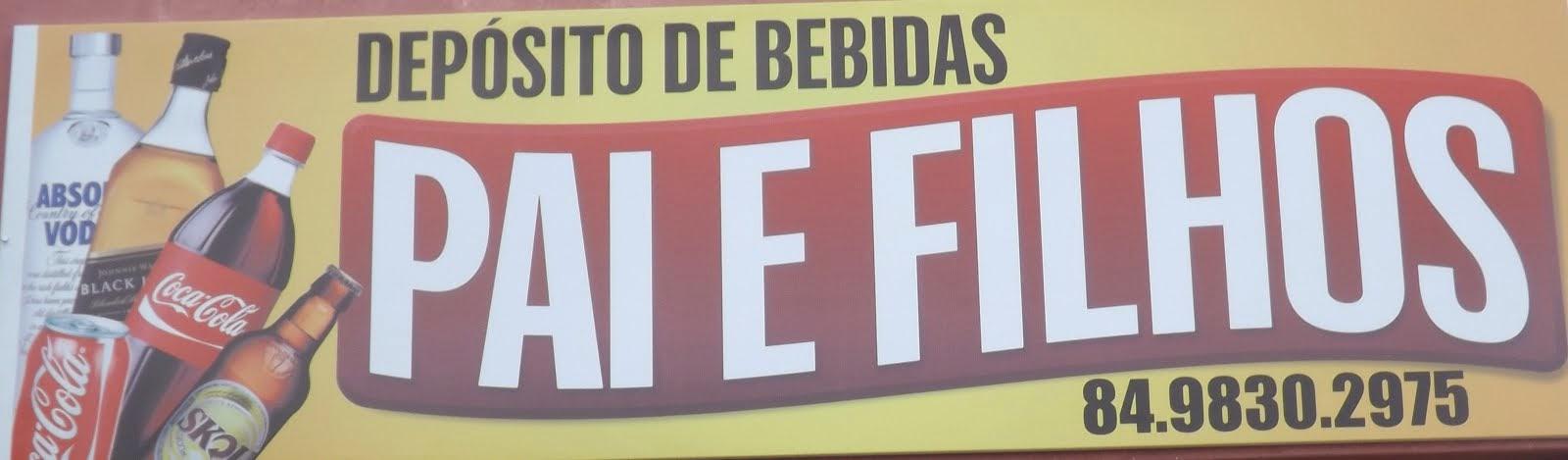DEPÓSITO DE BEBIDAS PAIS E FILHOS EM ITAÚ-RN
