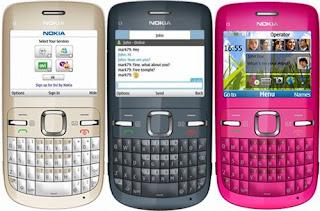 Nokia C3 (AT&T)