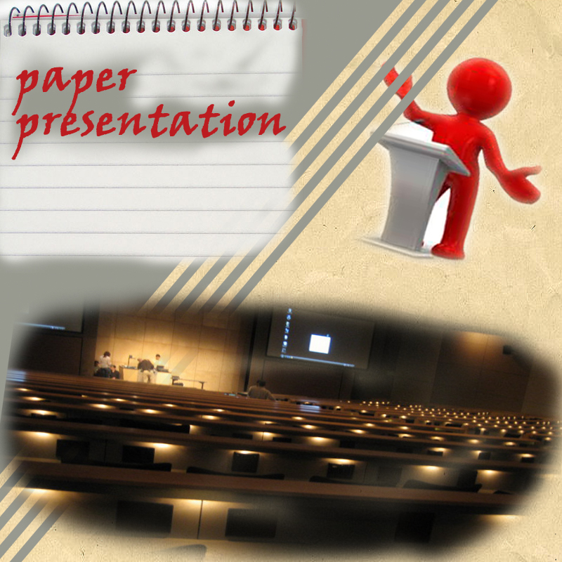 evince k paper presentation a platform for asp ts to exhibit and excel their technical expertise and presentation skills by presenting a paper on the following topics