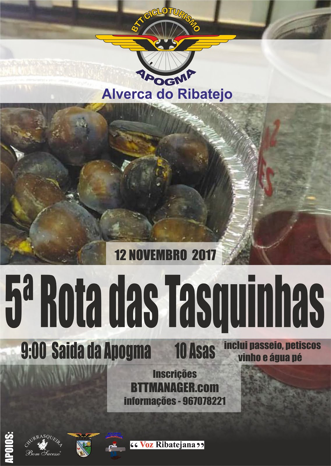 12NOV * ALVERCA DO RIBATEJO