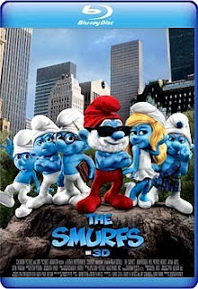 Filme Poster Os Smurfs BRRip XviD & RMVB Legendado