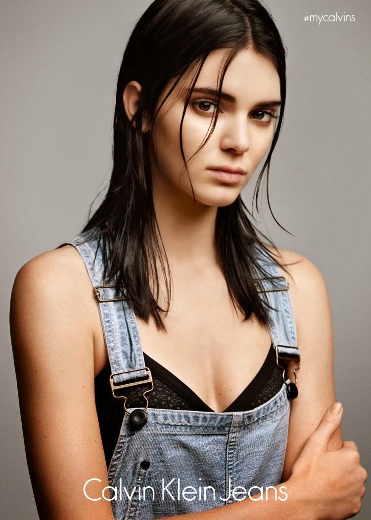 Kendall Jenner for Calvin Klein