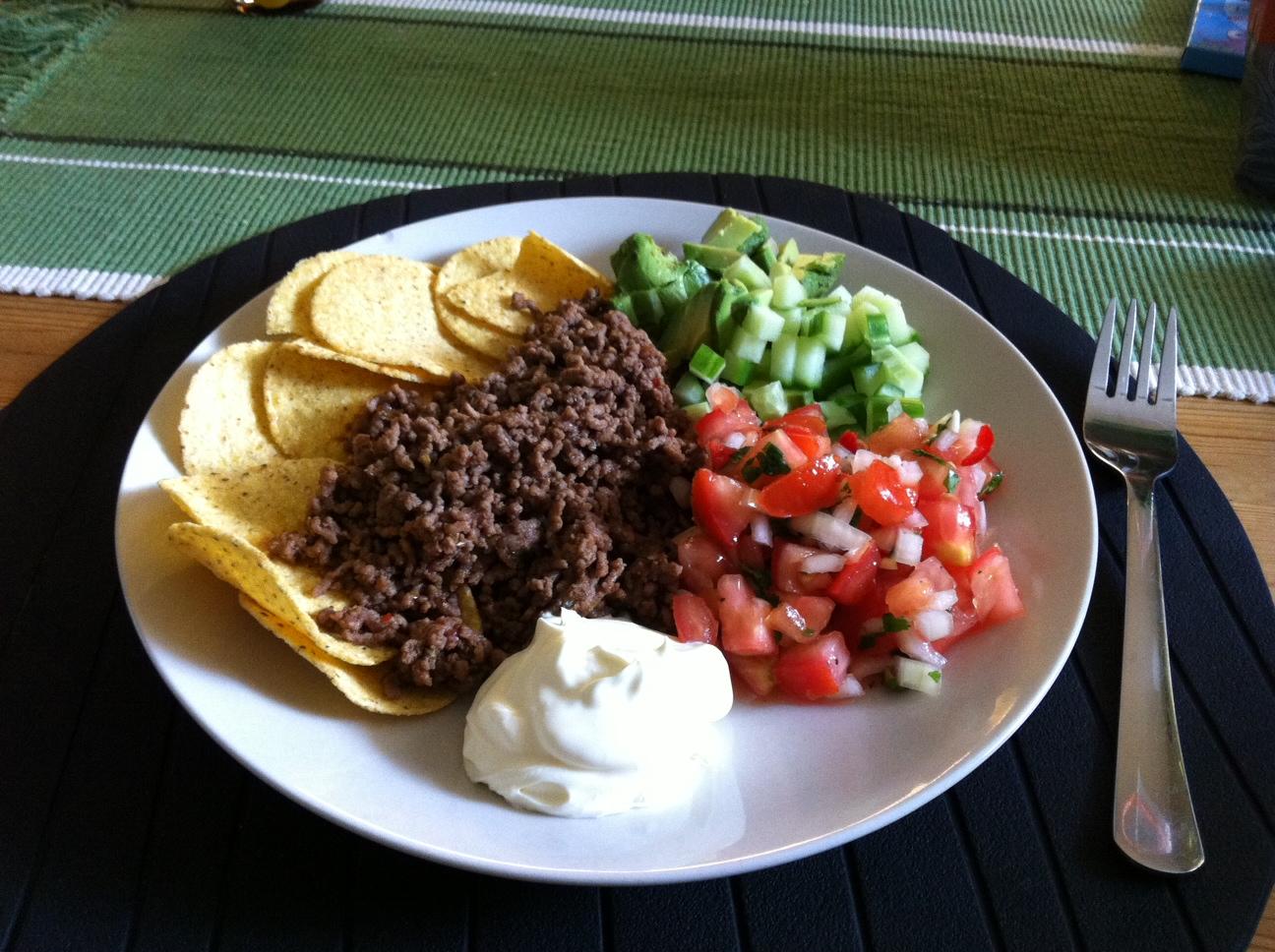 egen salsa