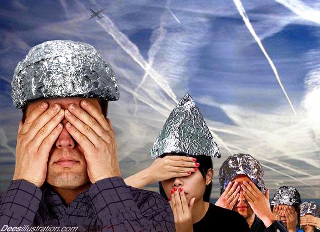 Chemical sky