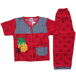 Baju Tidur Anak Motif