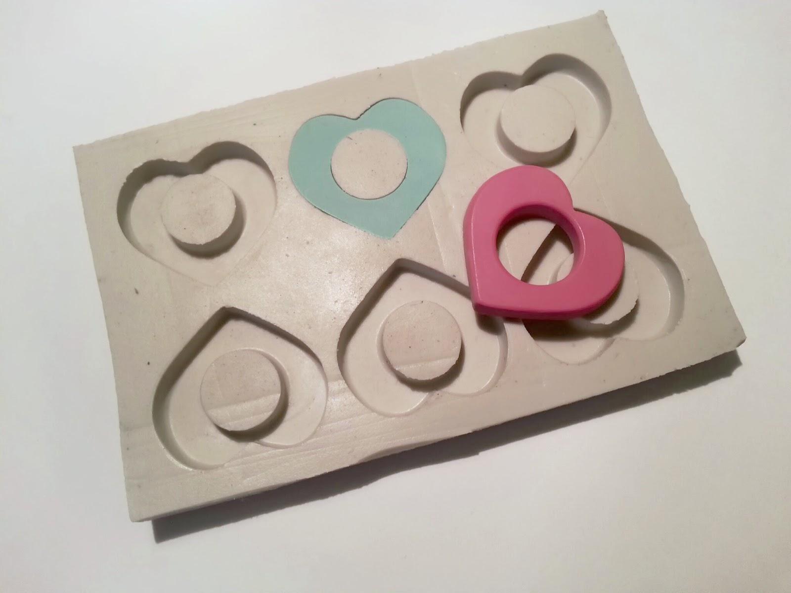 Moldes de silicona para fondant - Moldes de silicona para horno ...