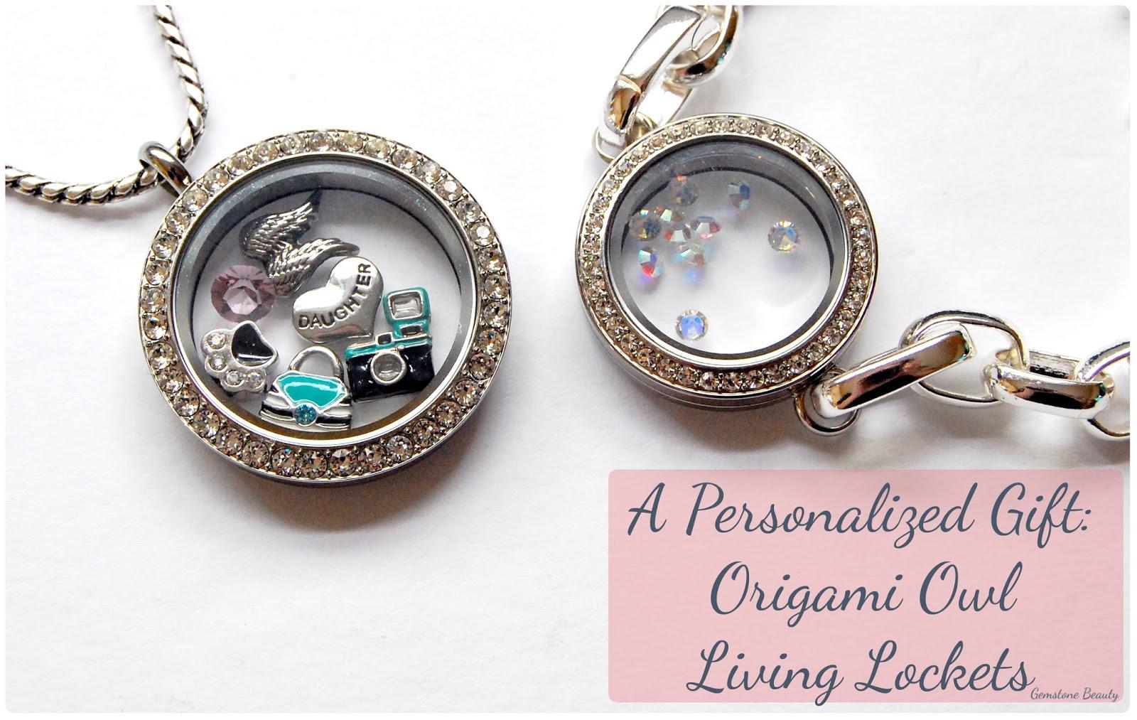 Gemstone Beauty: A Personal birthday gift: Origami Owl ... - photo#29
