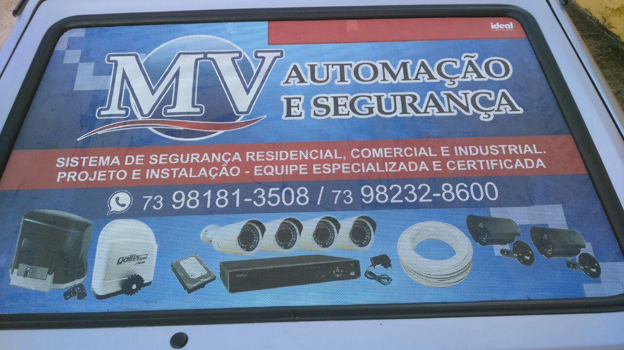 MV AUTOMAÇÂO E SEGURANÇA