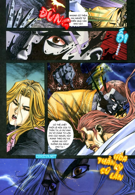 X Bạo Tộc chap 68 - Trang 4