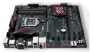 Η Asus H170 PRO gaming με το socket LGA1151 της Intel για Skylake επεξεργαστή