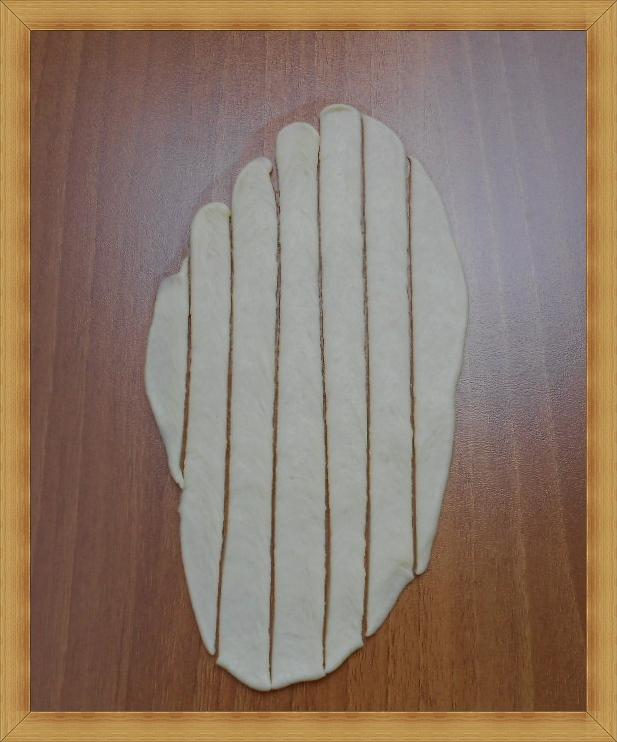 Şeritli poğaça tarifi(resimli anlatım)