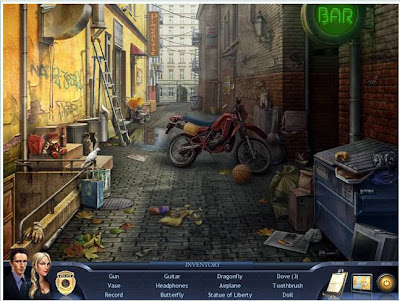 1st detective game to Investigate mystery of murder in new york, Crack the case catch a criminal with evidence. Full version pc game free download
