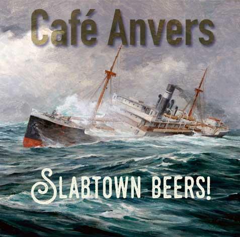 Slabtown Beers!