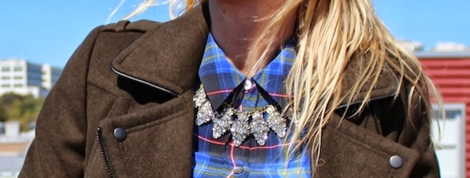 bauble bar- statement necklace- style