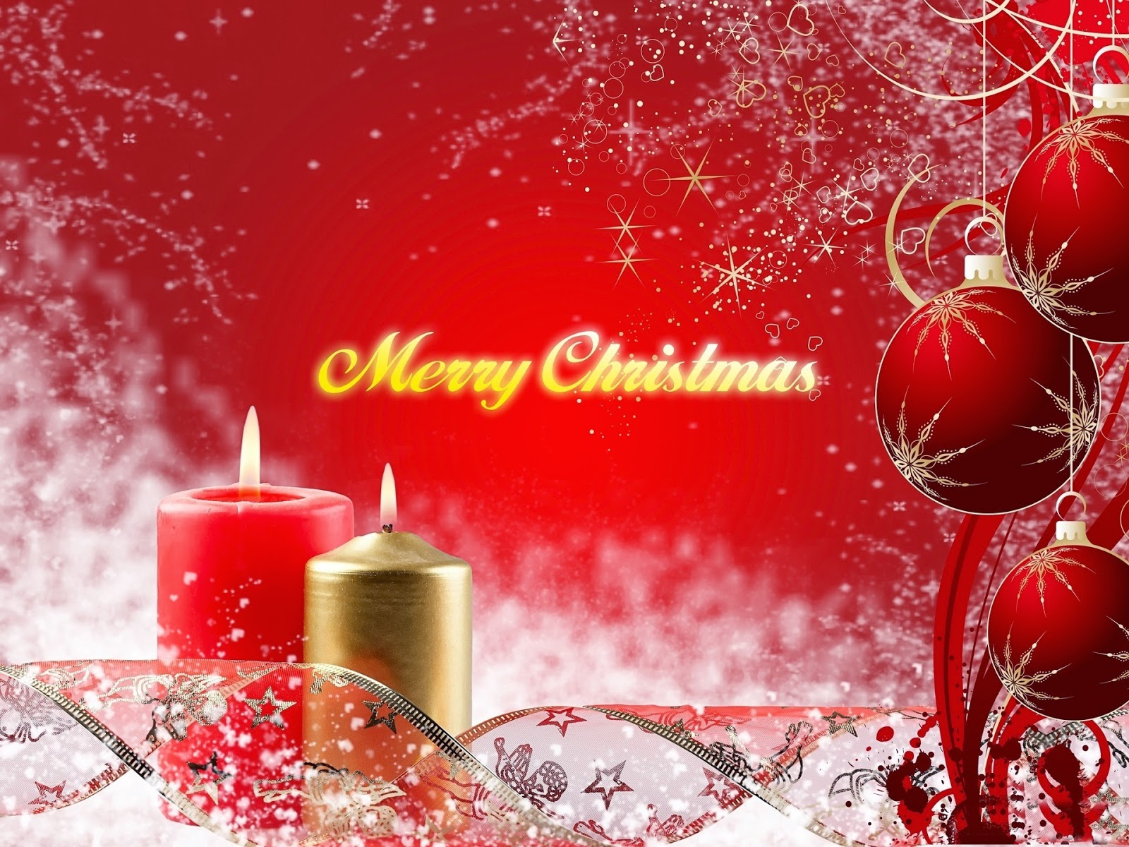 Merry-Christmas-wishes-texted-image-red-background-theme-with-candles-baubles.jpg